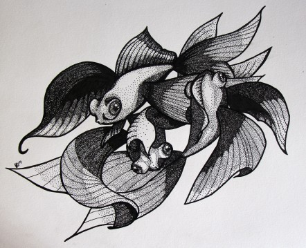 trio poissons